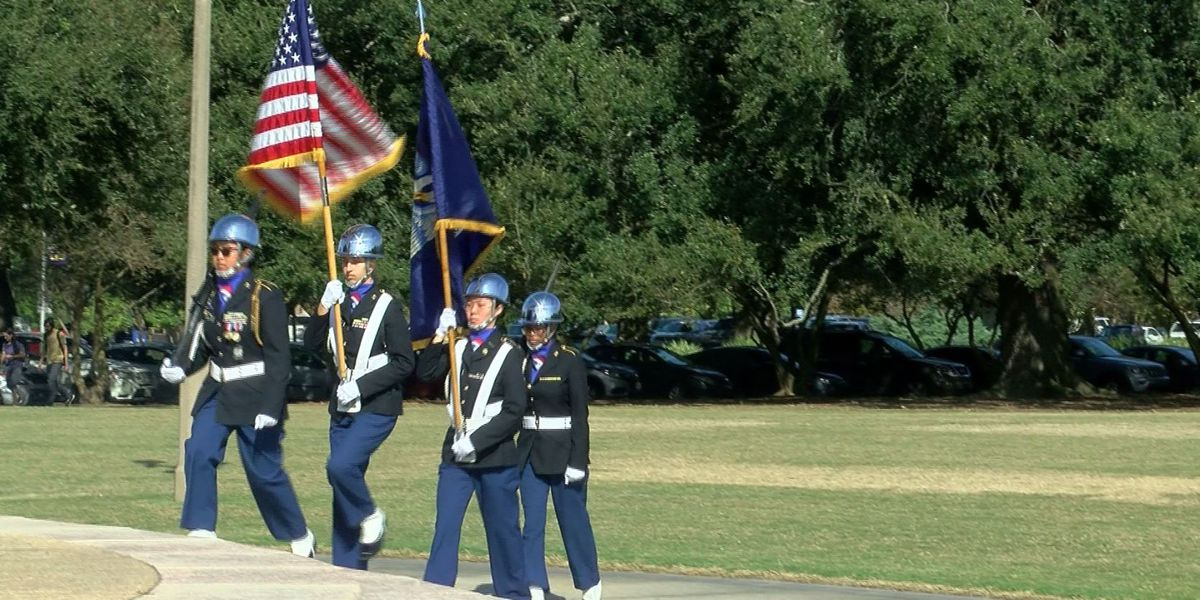 LSU holds Veterans Day Roll Call