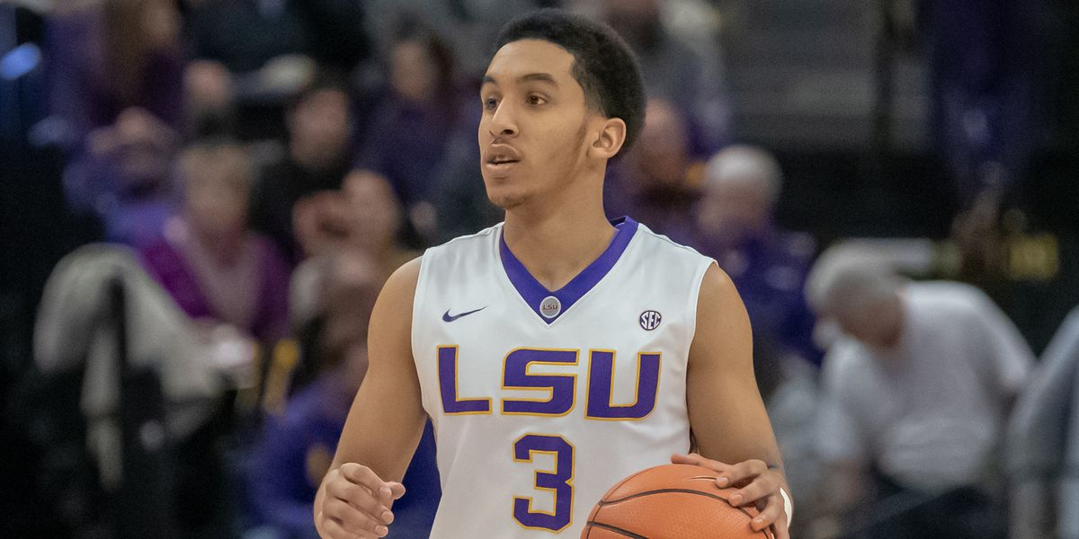 LSU opens play in AdvoCare Invitational against College of Charleston