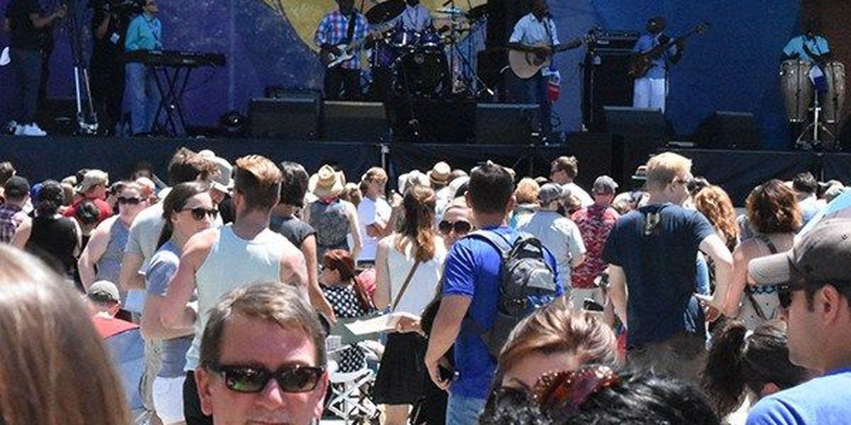 PHOTOS: Hundreds of thousands of people enjoy Festival International and Jazz Fest