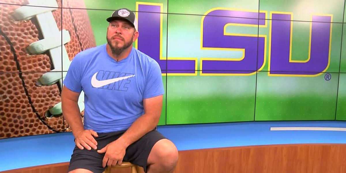 Former LSU center Todd McClure discusses Gerry DiNardo and Kevin Fault