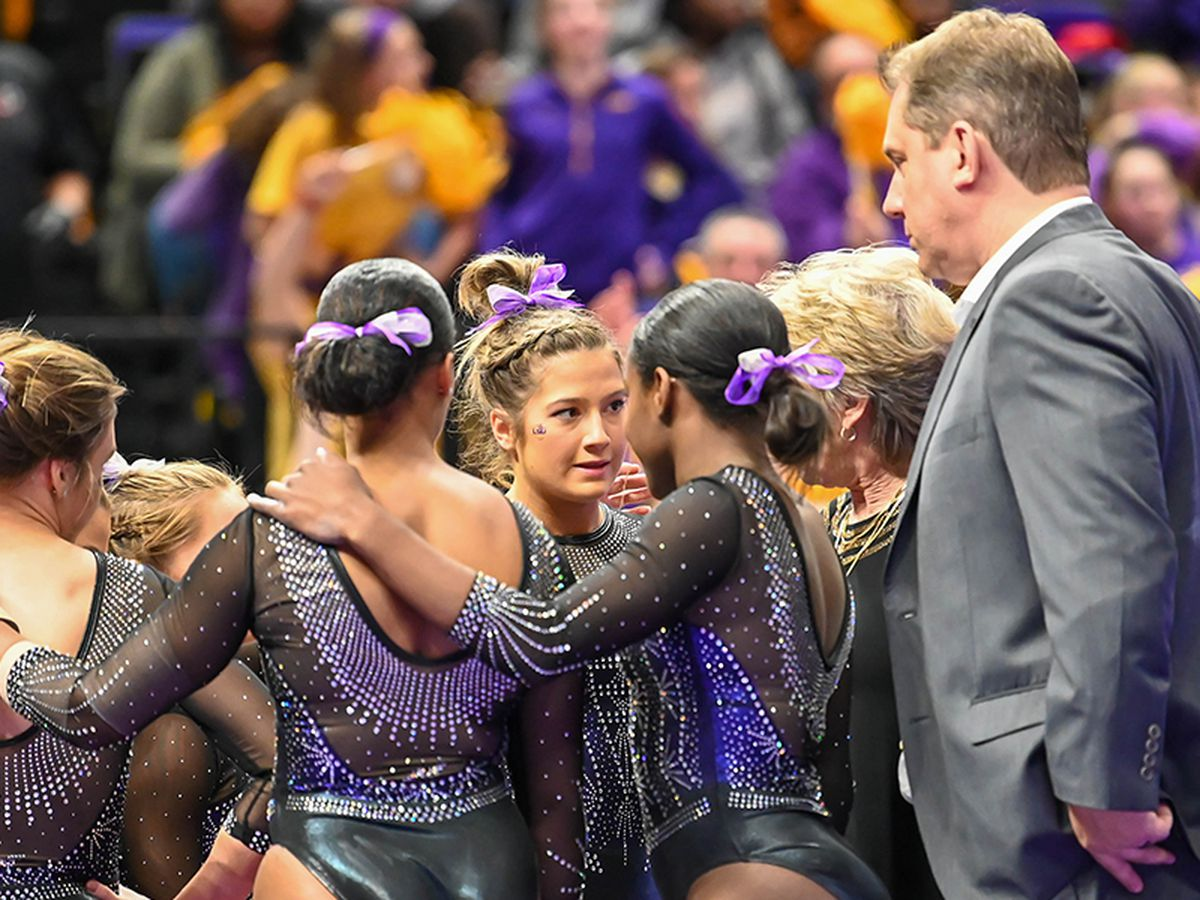 LSU gymnastics set for 8-meet, SEC-only schedule