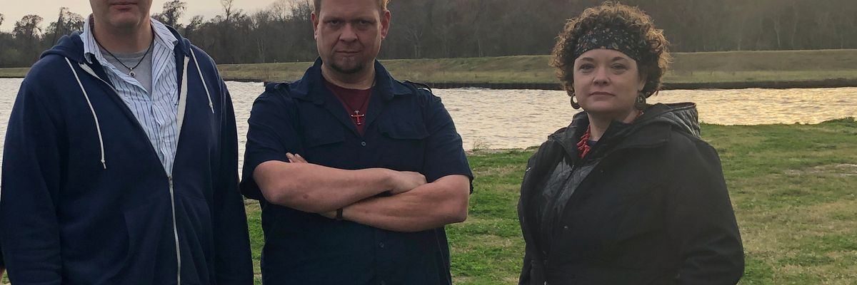 Paranormal TV show 'Ghosts of Morgan City' to premiere in June