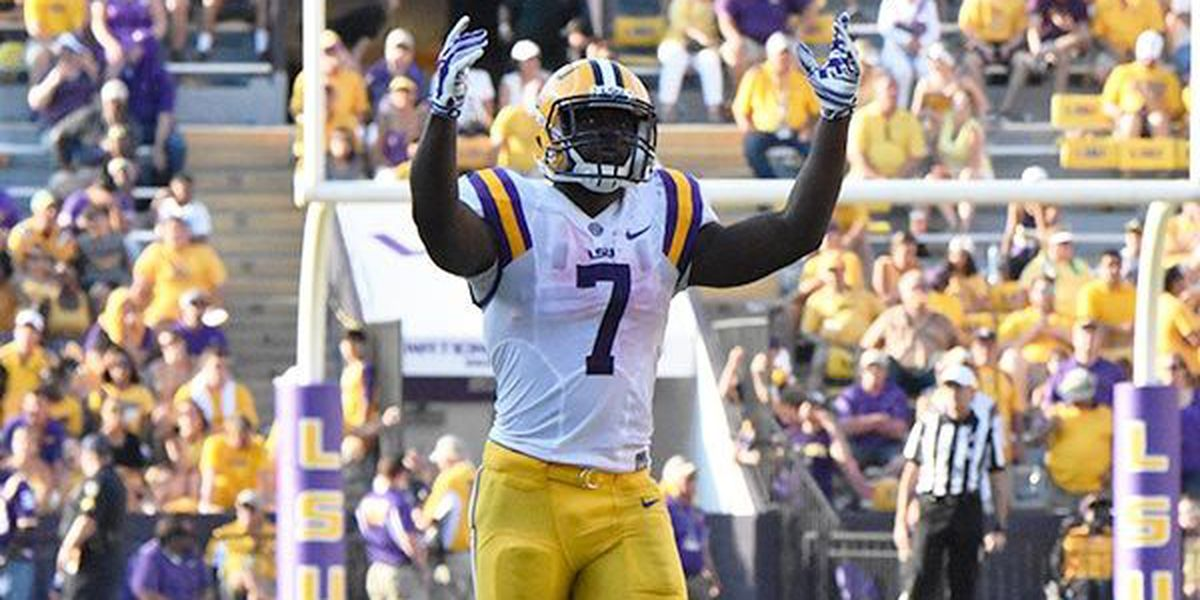 Kickoff set for LSU's season opener against Wisconsin