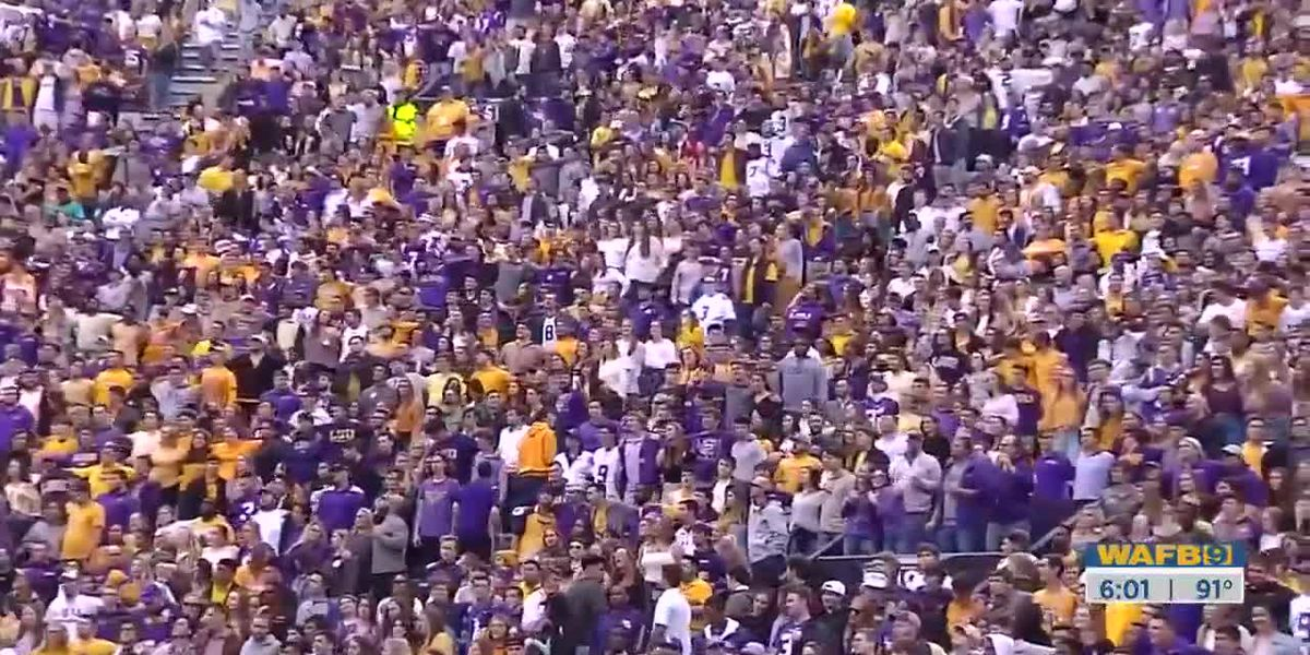 LSU announces ticketing and seating plan for 2020 football season