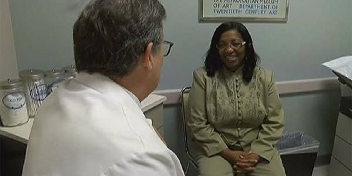 Healthline: Early detection is critical first step in beating breast cancer