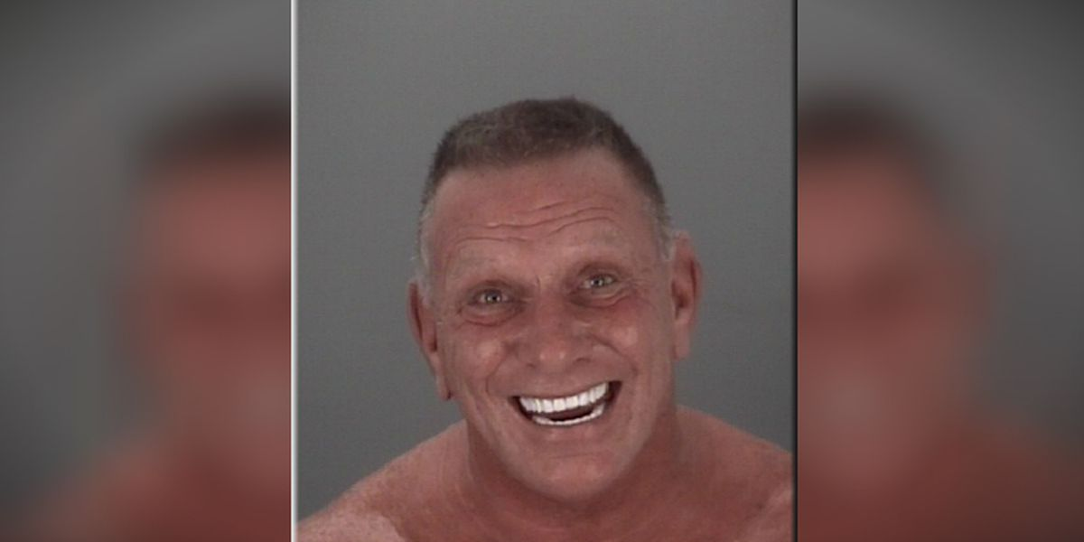 Smiling Florida man faces 5th DUI after low-speed chase, deputies say