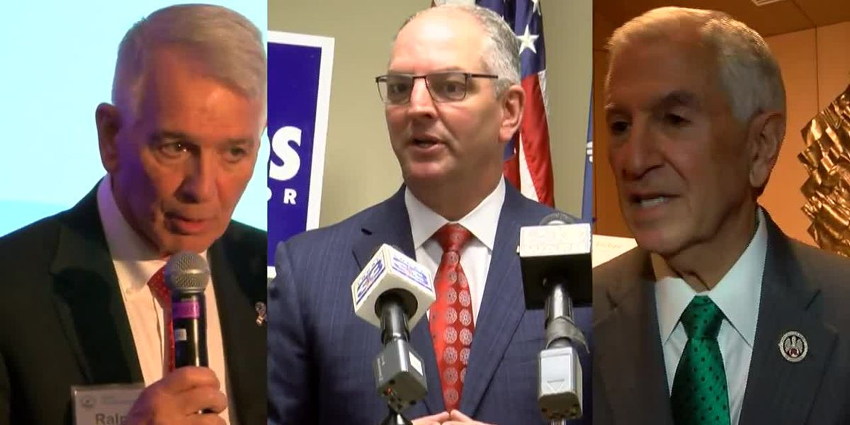Louisiana's gubernatorial race draws national attention