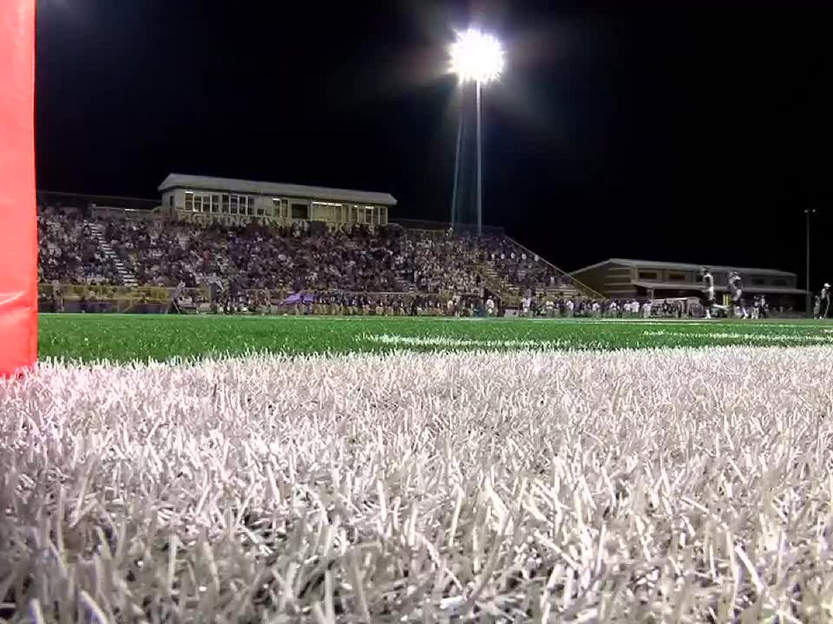 Start of Louisiana's high school football season delayed until Oct. 8-10