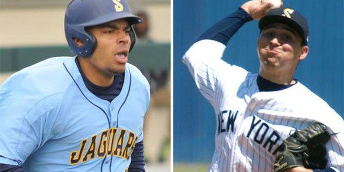 Wallace, Saldivar named to All-SWAC second team