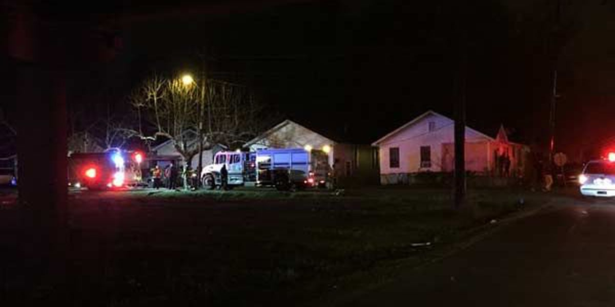 Smoke detector allowed woman to escape house fire