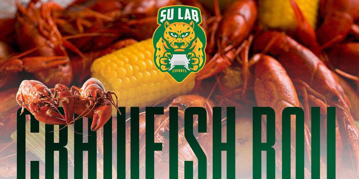 SU Lab Esports hosting crawfish boil fundraiser