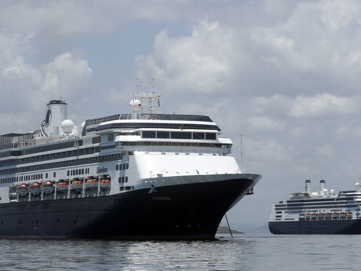 Ships with people from ill-fated cruise beg Florida to dock