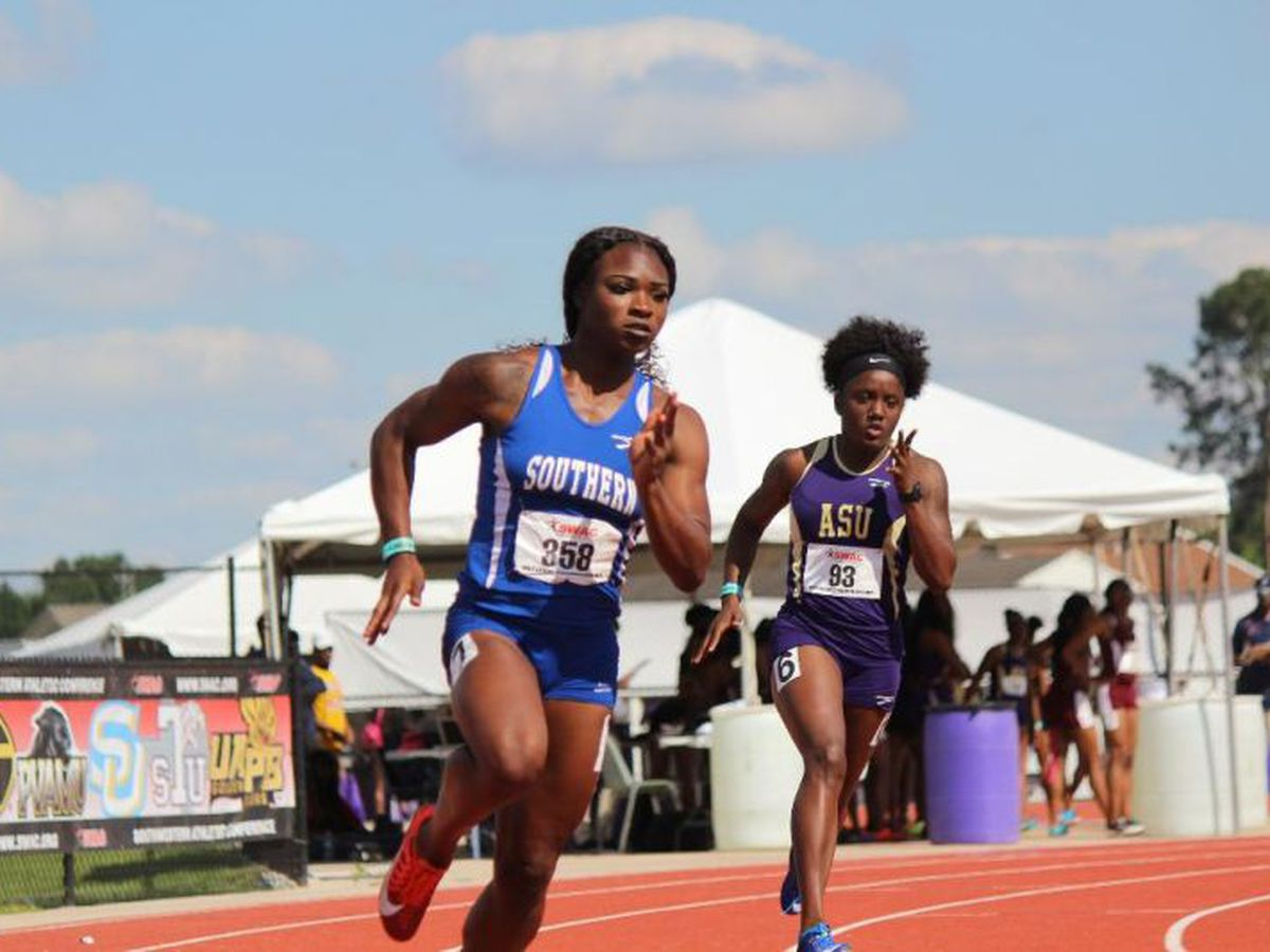 Southern's Mercadel earns SWAC track honors