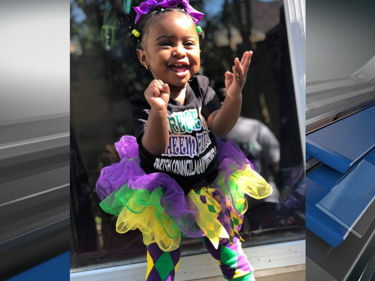 Send WAFB your family Mardi Gras photos