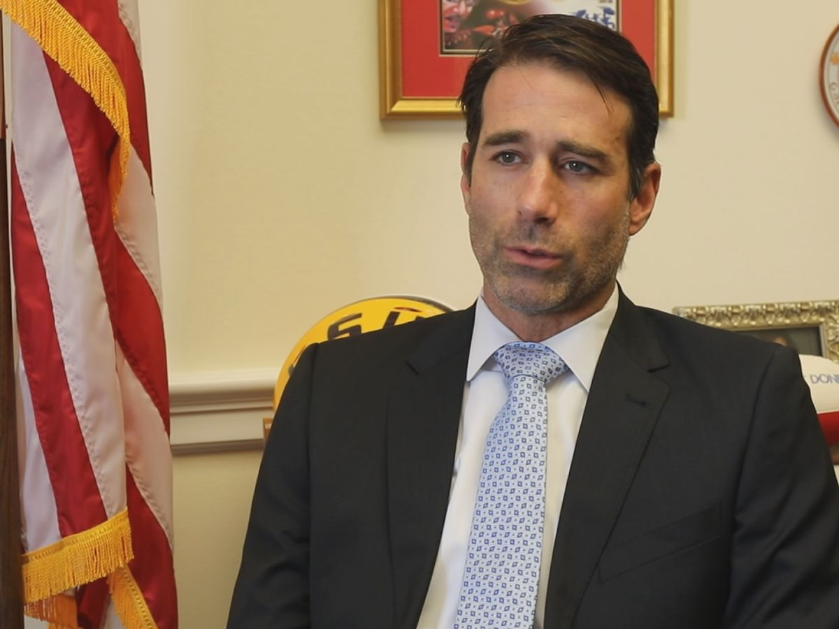 Rep. Garret Graves to quarantine after COVID-19 exposure