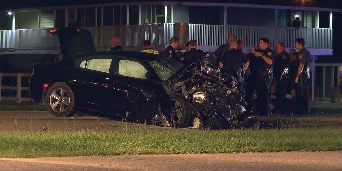 Officials: Car fleeing authorities crashes into another car, killing that driver; coroner releases autopsy results