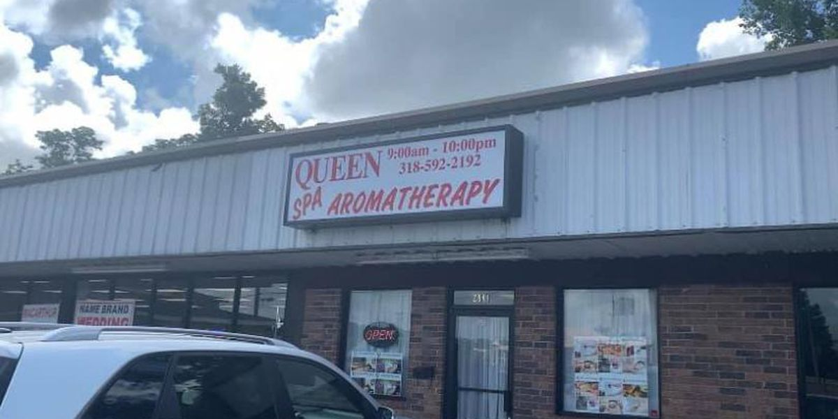 Two arrests made in prostitution investigation at Alexandria massage parlor