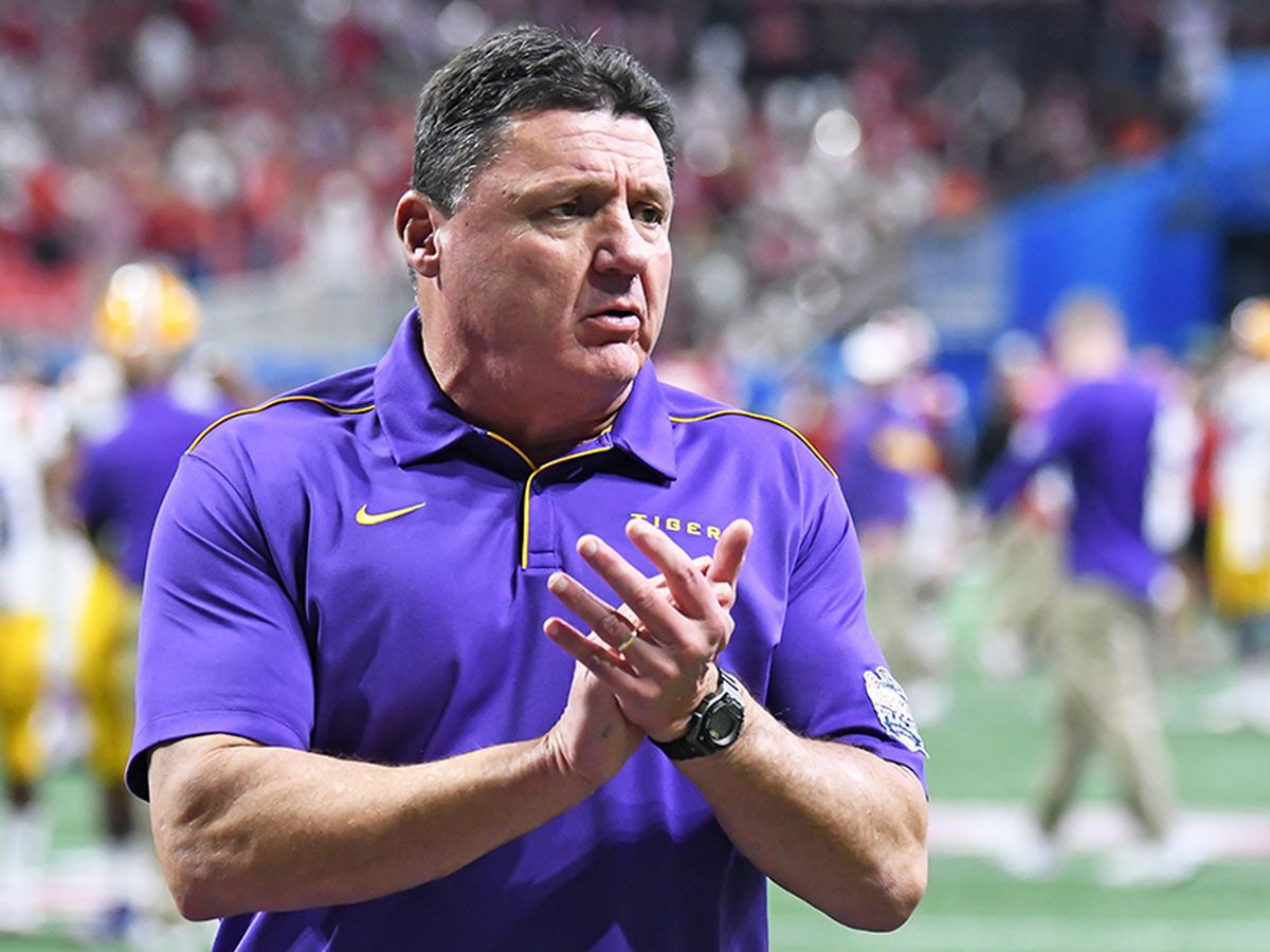 REPORT: 4-star WR Alex Adams commits to LSU