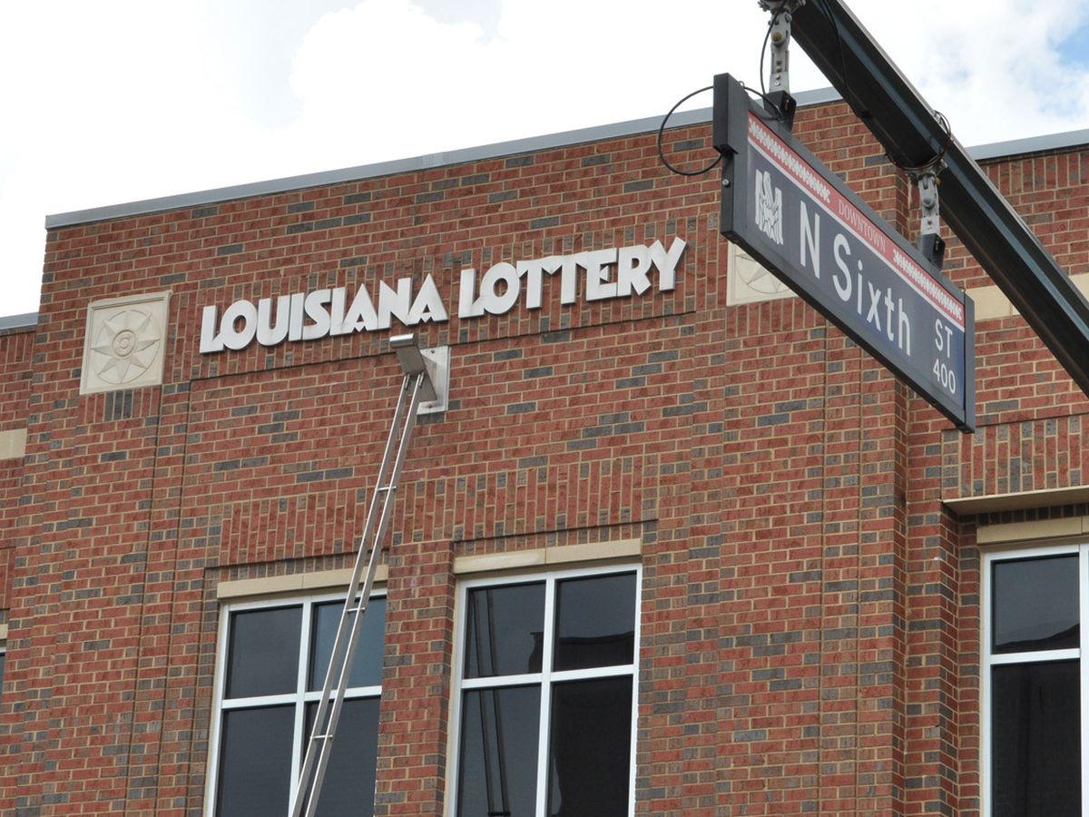 All Louisiana Lottery locations to remain closed through April