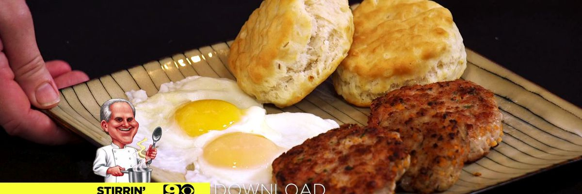 Pork and Yam Breakfast Sausage