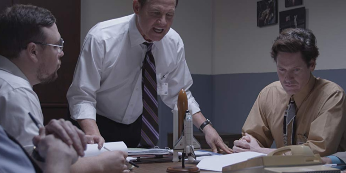 Former LSU Coach makes dramatic movie acting debut in 'The Challenger Disaster'