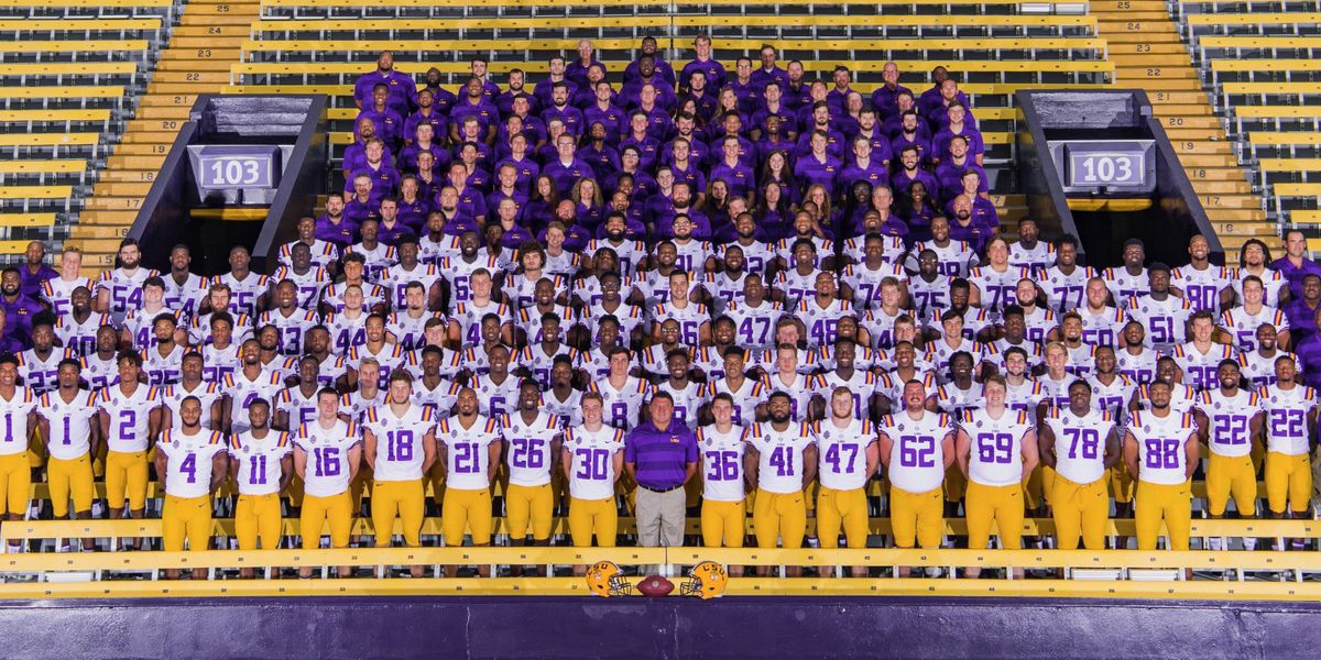 Excitement, mystery & trepidation swirl as LSU season opener approaches
