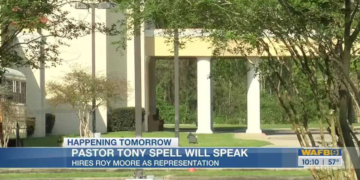 Judge Roy Moore to represent Central pastor facing charges