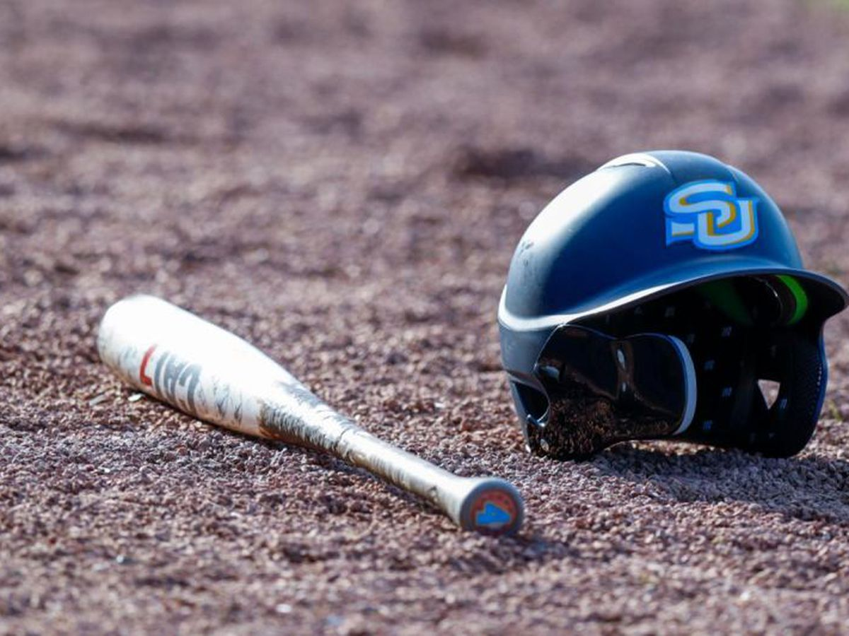 Southern baseball faces Northwestern St. in weekend series; weather postpones Game 1