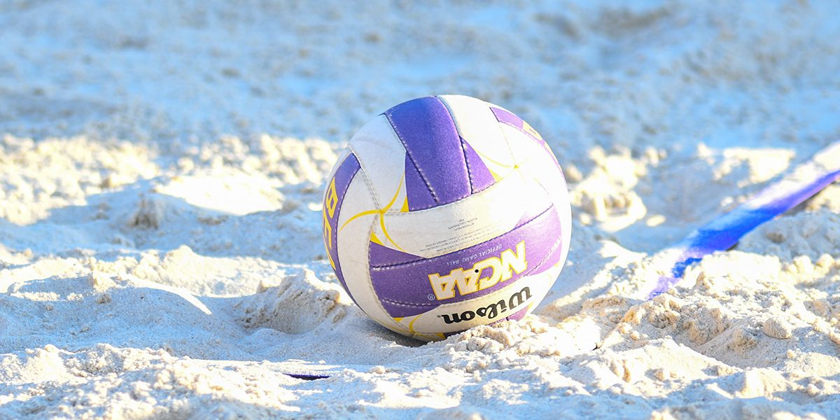 LSU beach volleyball receives medals for 2020 season