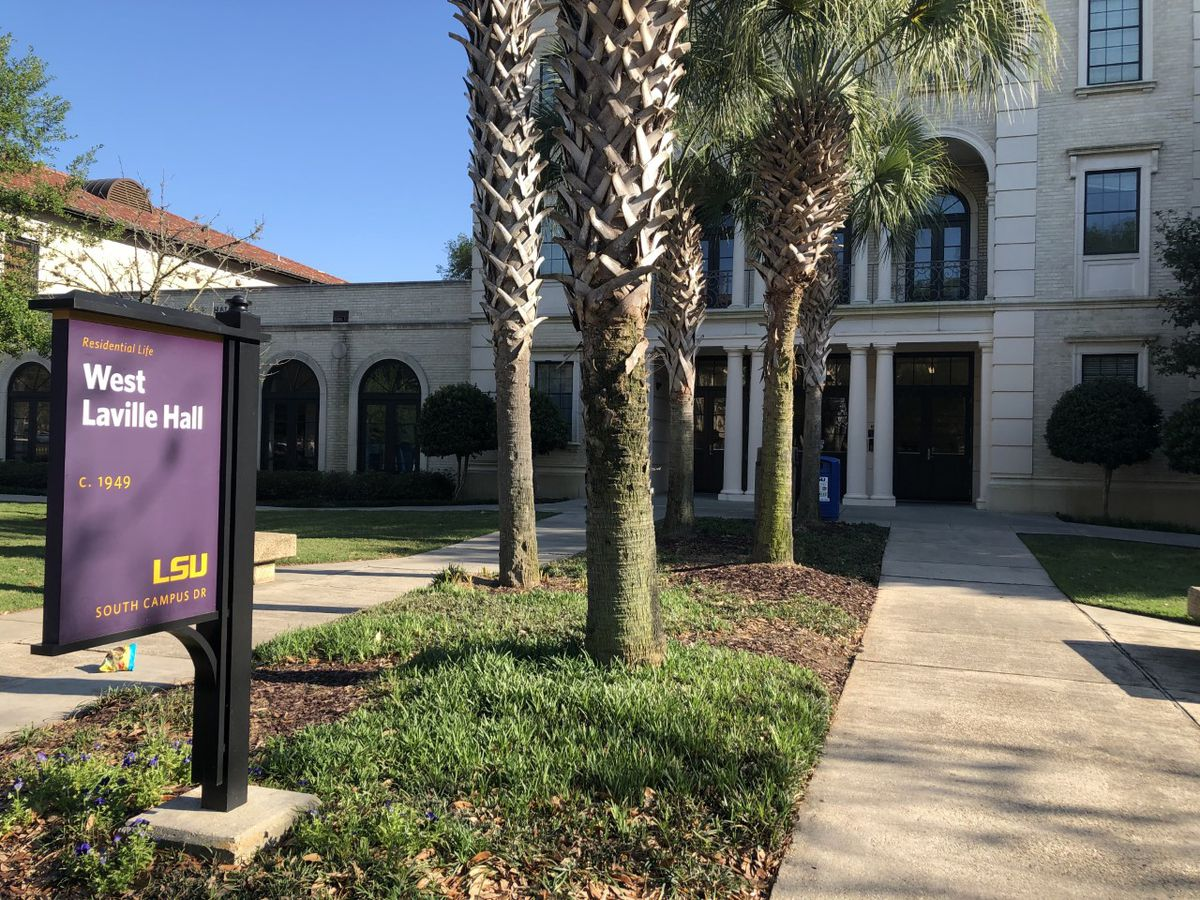 LSU officials identify dormitory on campus as high risk area for coronavirus, students mandated to take test