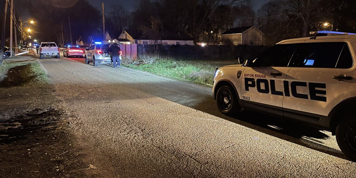 4 shot on Paige Street in Baton Rouge