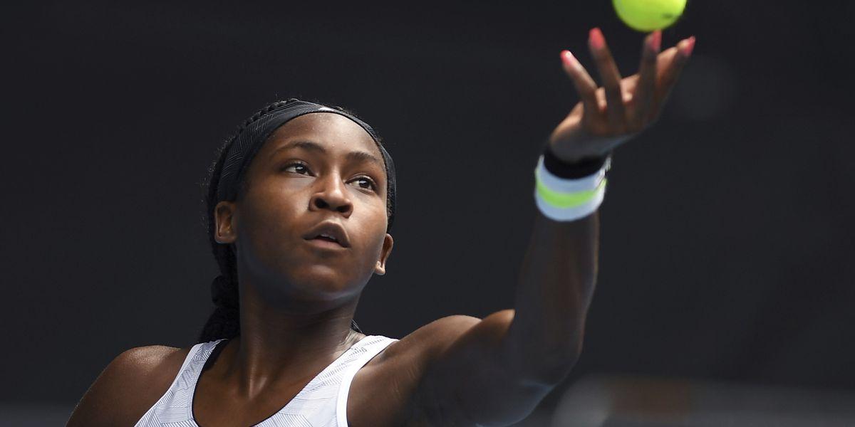 Coco Gauff's Grand Slam run ends against Kenin in 4th round of Australian Open