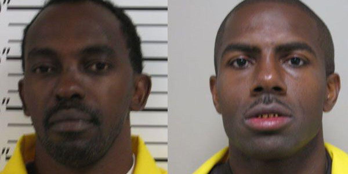 Two inmates escape from Federal Prison in Grant Parish