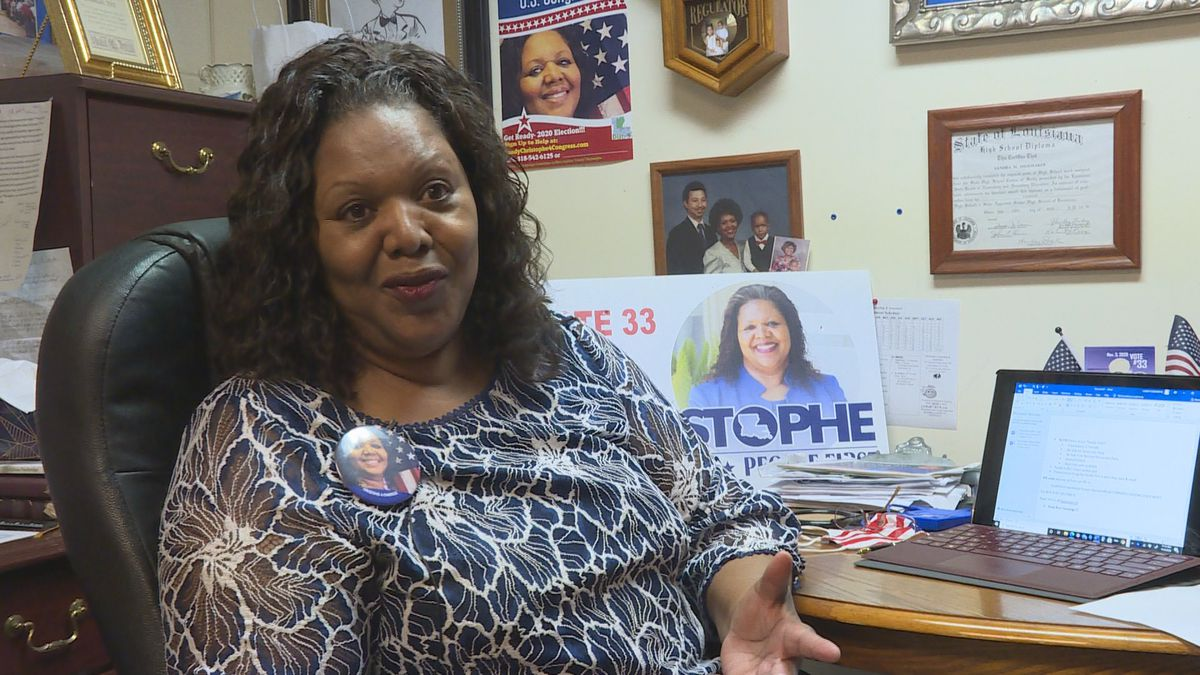 Candy Christophe announces run for Louisiana's 5th Congressional District