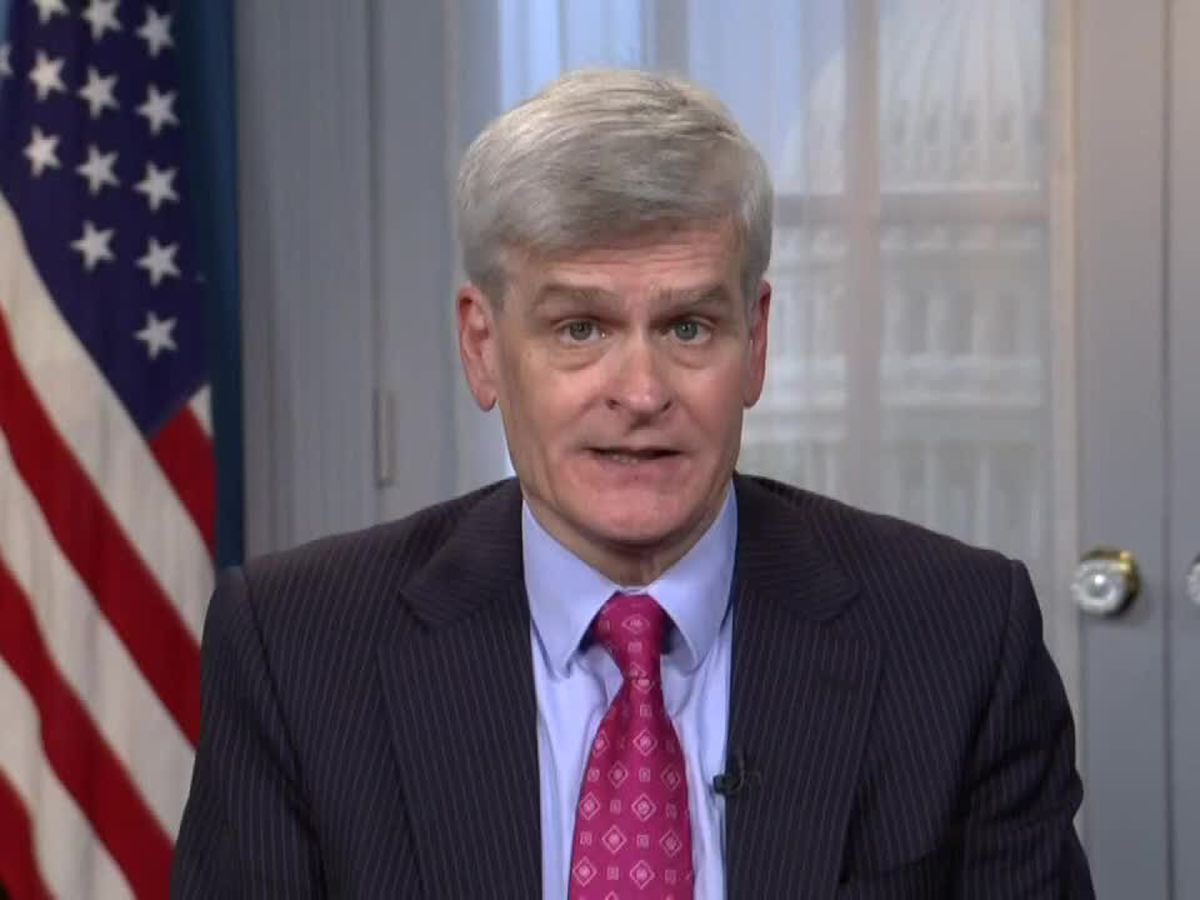 Sen. Bill Cassidy explains why he backed GOP motion to dismiss President Trump's impeachment trial