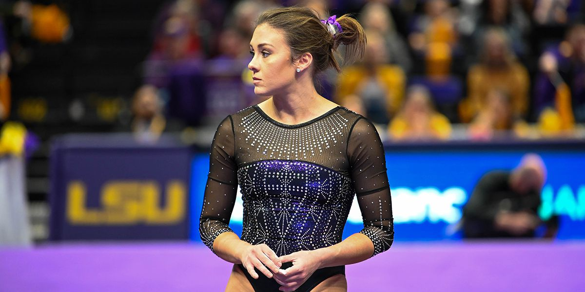 LSU gymnastics tumbles in rankings after loss to Alabama