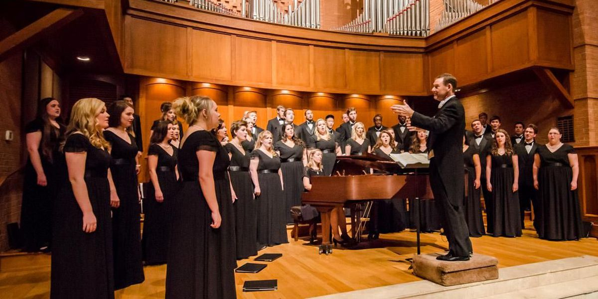 LSU A Cappella Choir scores champion status