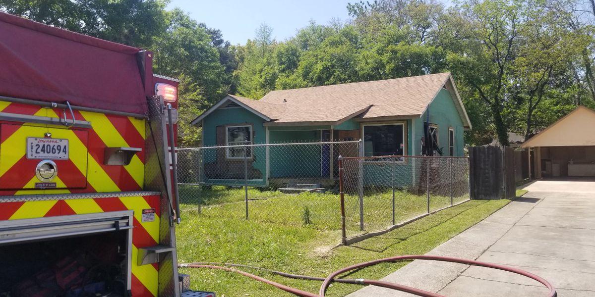BRFD investigating an arson on N. 17th Street