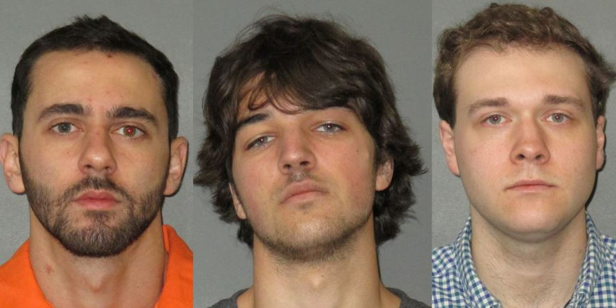 Three men charged for roles in overdose death at sober living facility