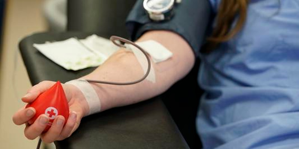 Blood donations needed for holiday season