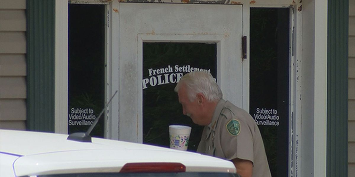 KIRAN: French Settlement police chief resigns effective immediately