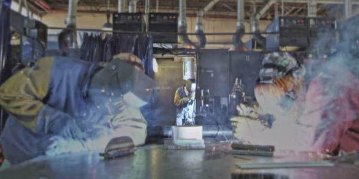 New $300K workforce program will bring welding jobs to Louisiana