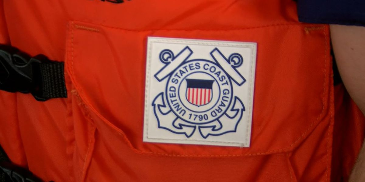Coast Guard: Search underway for 2 people possibly missing in Lake Pontchartrain