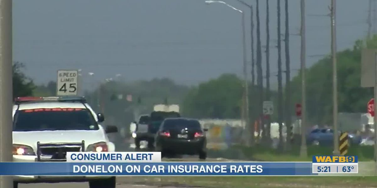 Louisiana's insurance commissioner is optimistic lawmakers will take steps to lower car insurance rates