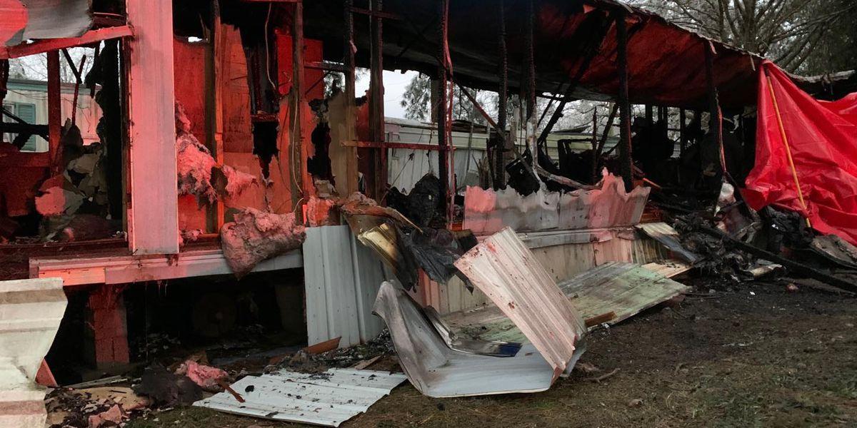 One dead in Washington Parish trailer fire; cause undetermined