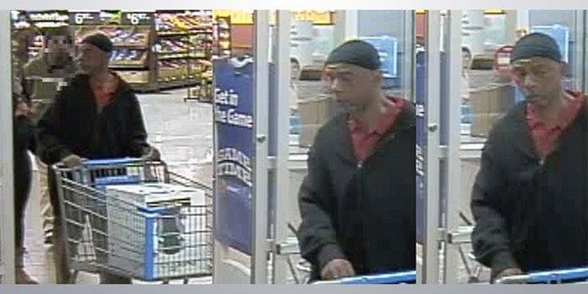 Suspects wanted for allegedly shoplifting from Bayou Vista Walmart