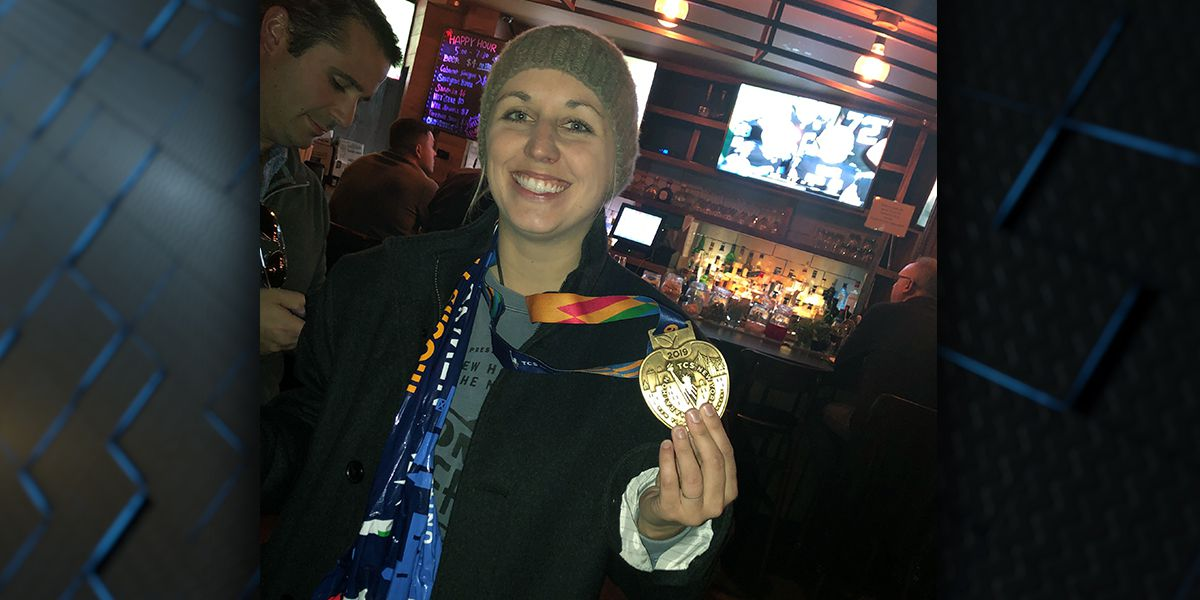Baton Rouge woman runs 26.2 miles in NYC Marathon to raise awareness about rare disease