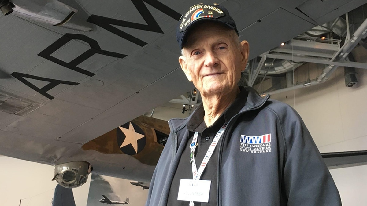 93-year-old WWII vet walks 100-miles for Liberty Road Challenge