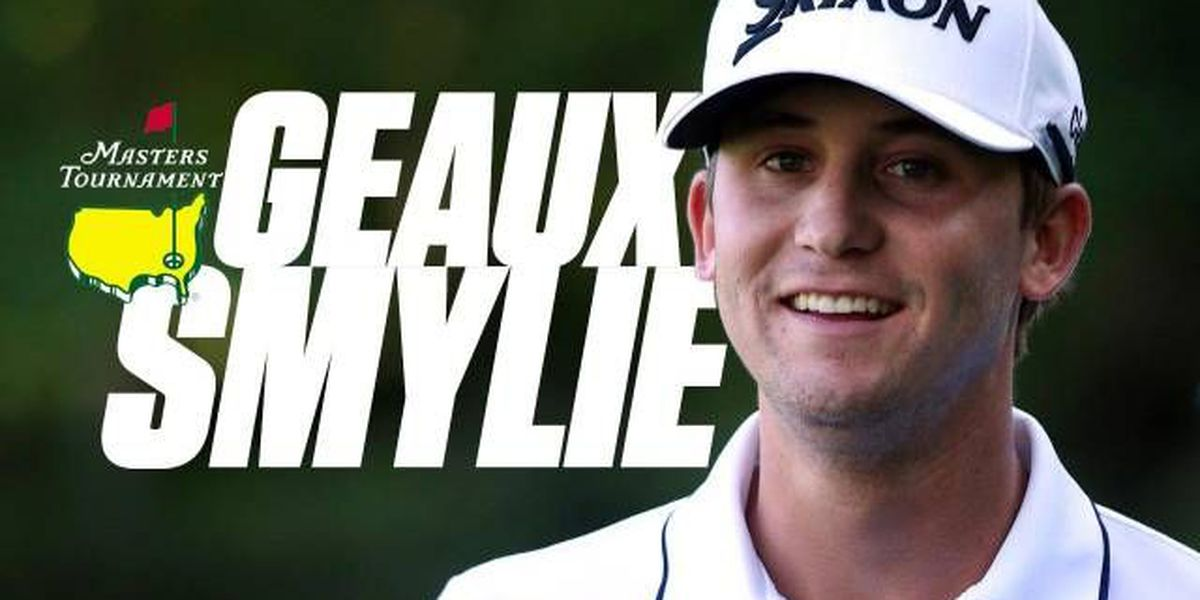 Former LSU Tiger Smylie Kaufman ties for 29th at The Masters