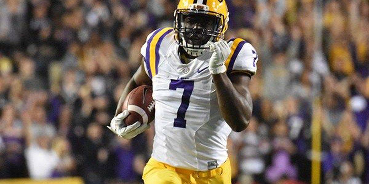 LSU's Fournette, Pocic earn SEC honors